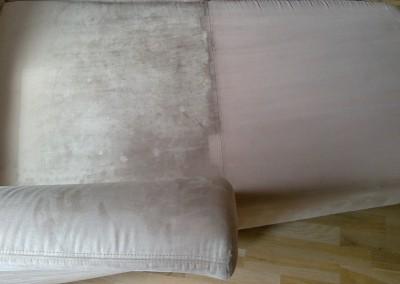 Hĺbkové tepovanie Malacky, Stupava - tepovanie sedačky 5