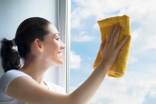 Tak ako umývali okná naši predkovia