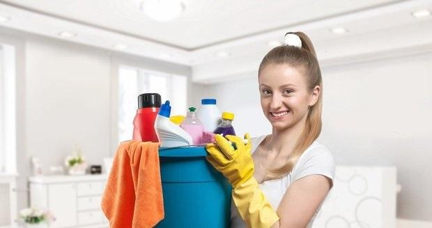 Oboznámte sa s chemickými látkami používanými pri upratovacích prácach