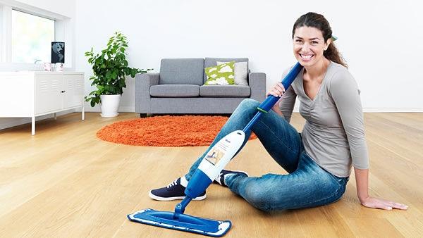 Mop na umývanie podlahy a jeho vynikajúce vlastnosti obrázok